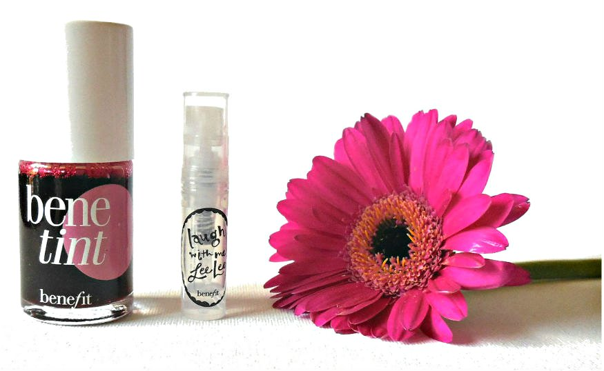 The Lipstick Drawer: Benefit Cosmetics Benetint and Laugh With Me ...