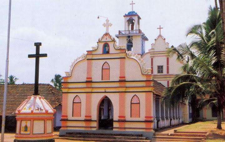 St. Francis Xavier Forane Church Velur