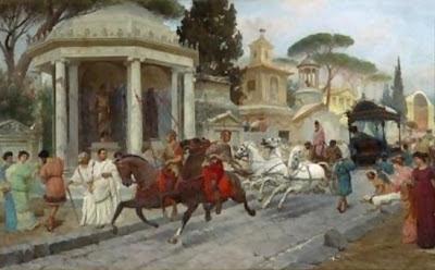 vehiculos roma: