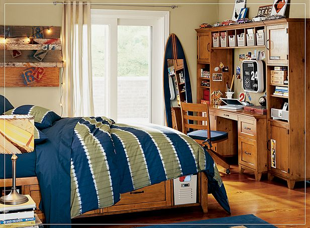 Teen Bedroom Ideas for Boys Room