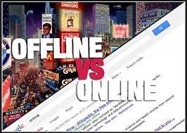 Membangun Bisnis Online Atau Offline?