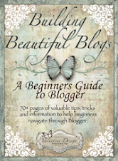 Building Beautiful Blogs by Karen Valentine