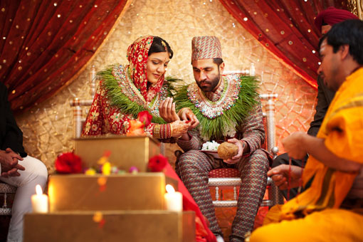 Wonderful weddings traditional nepali wedding traditionally weddings in nepal are arranged by the respective families it is common for matches to be decided when two individuals are still children junglespirit Image collections