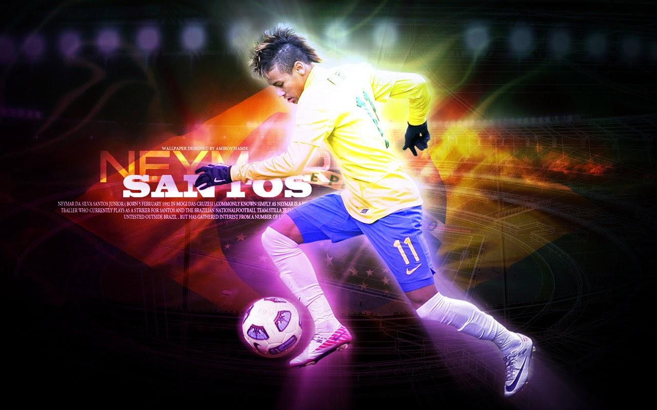 Neymar da Silva Santos Junior Full HD Wallpapers 2015