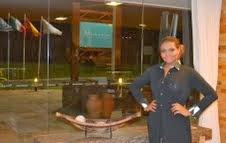 Gaby Amarantos se hospedou no Mussulo Resort by Mantra durante o Carnaval