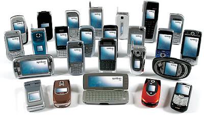 Nokia Symbian Os - s60v1 - s60v2 - s60v3 - s60v5