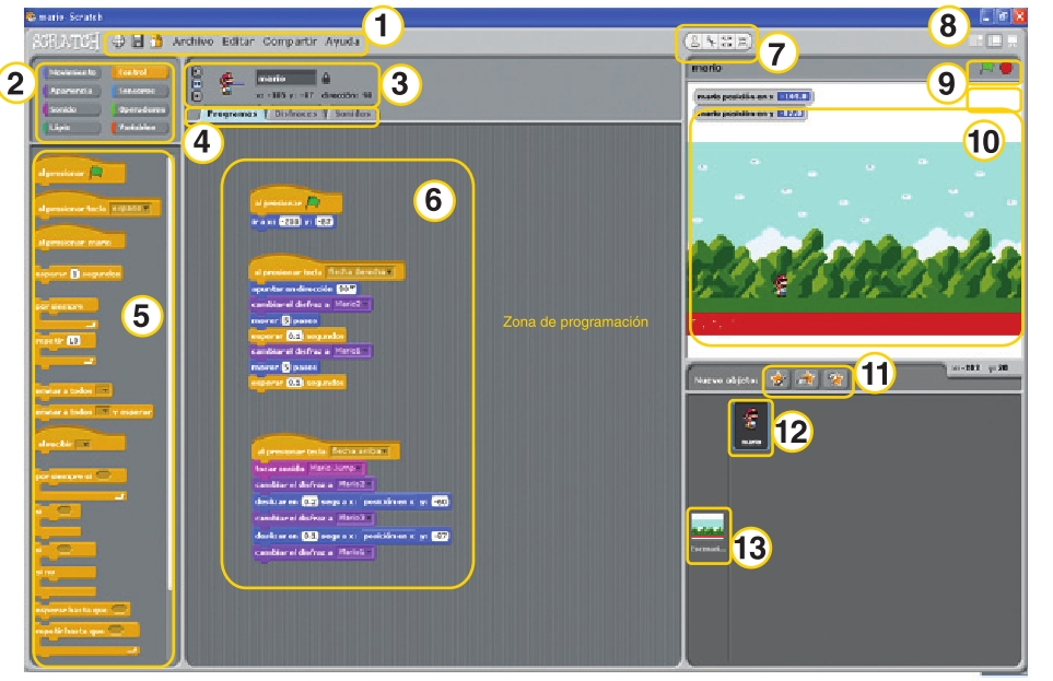 scratch platform game tutorial pdf