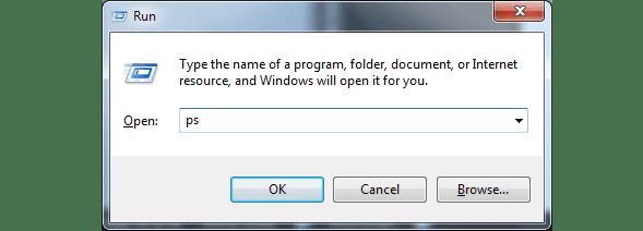 Cara Membuka Berbagai Aplikasi dan File Melalui Menu Run