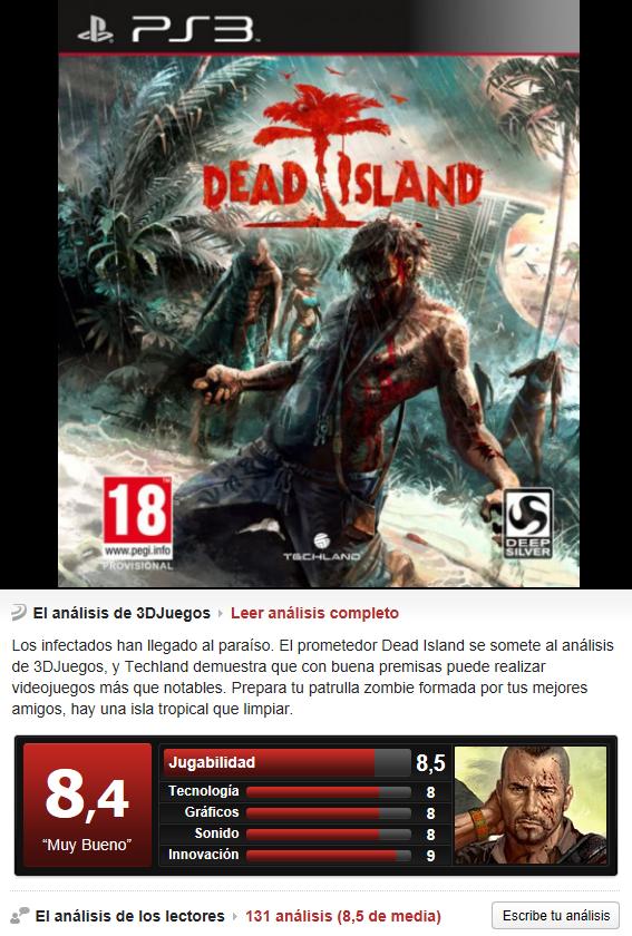 Dead Island [PS3][3.55]