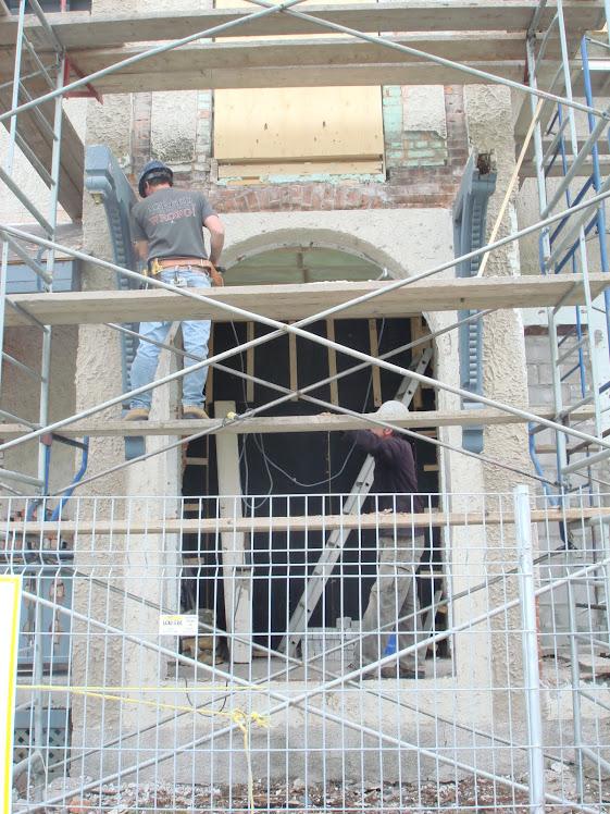 PLACE MACPHERSON-Restoration