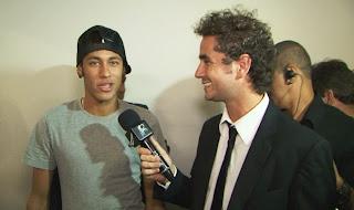 Neymar no CQC