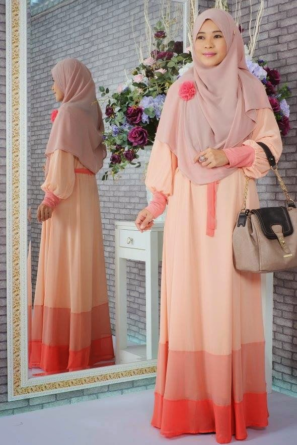 Chiffon With Full Lining Dress Code 0225