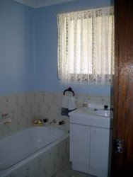Bathroom before 2009