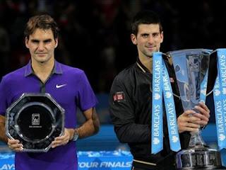 TENIS-Djokovic el maestro individual y Granollers y López en parejas