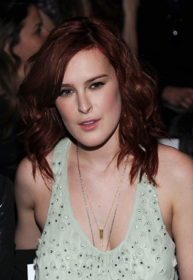 Rumer Willis Hairstyles Pictures