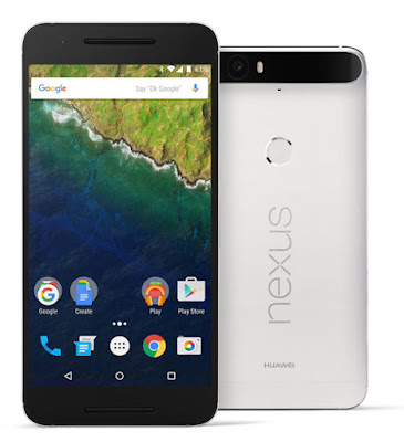 Nexus 6P review: Design and Fingerprint scanner