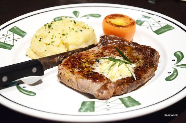 Steak Toscano - RM79.90