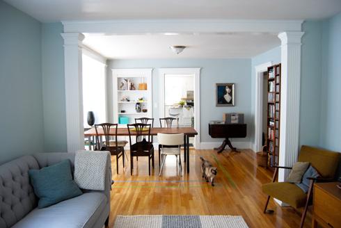 beachnut lane benjamin moore pale smoke smoke. Black Bedroom Furniture Sets. Home Design Ideas