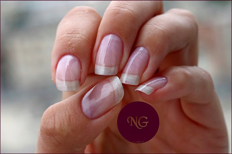 Next Time I Will Be Using It Over Nail Repair Has A Light Creamy White Color And The Purplish Brightener Surely Look Nice On