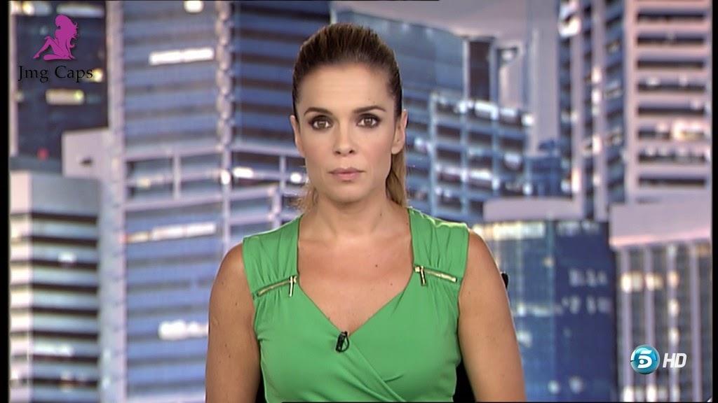 CARME CHAPARRO, INFORMATIVOS TELECINCO (11.08.14)