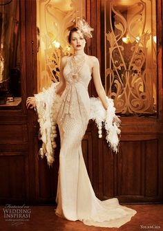Passion of Today ; Classic 1920\'s Wedding Dresses | bridal dresses
