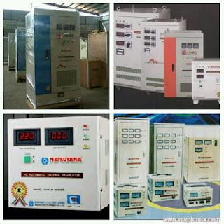 Suplier Alat Listrik AVR Matsuyama - Jual - Elektronika - Kelapa Gading - DKI Jakarta
