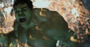 The Avengers : A Hulking moment.