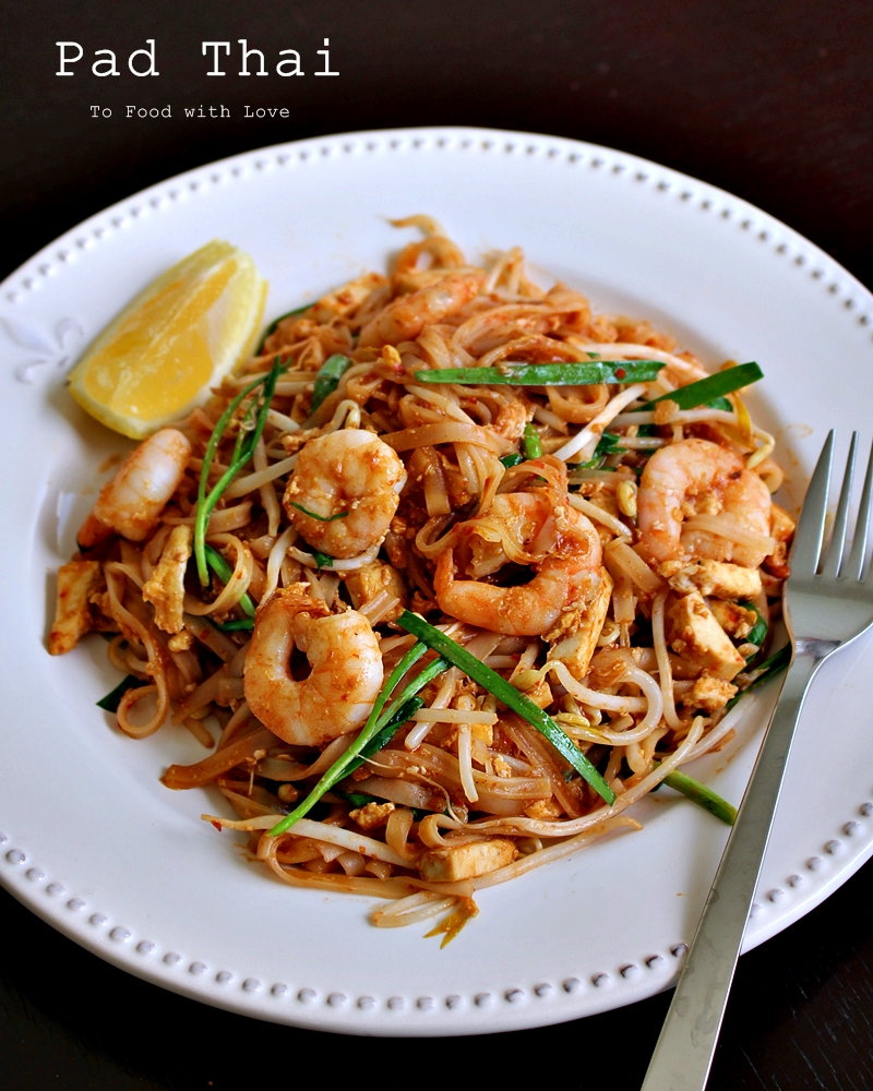 To food with love the ultimate pad thai recipe the ultimate pad thai recipe forumfinder