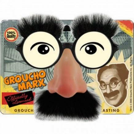 Gafas Nariz Bigote Groucho Marx