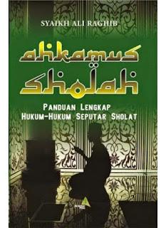 Ahkamus Sholah | TOKO BUKU ONLINE SURABAYA
