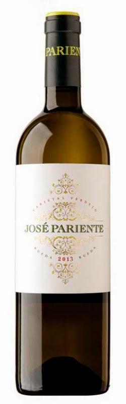 Comprar José Pariente verdejo 2013