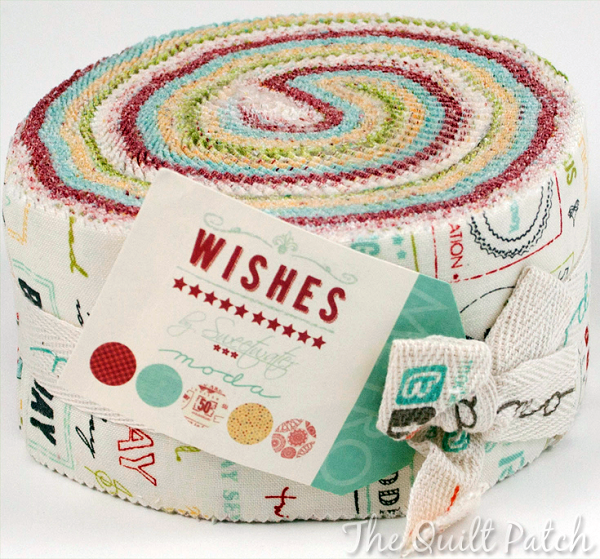 Wishes From Moda Fabrics