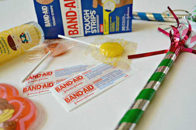 Some child friendly choices and BAND-AID® bandages #HealthyValue