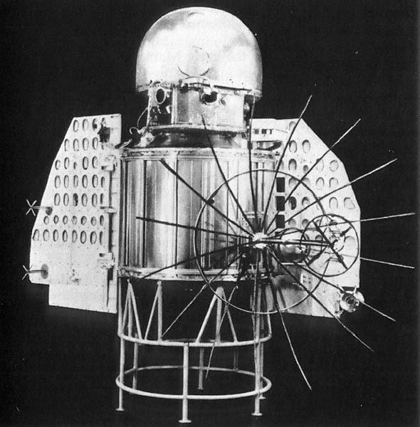 Sonda Venera 1