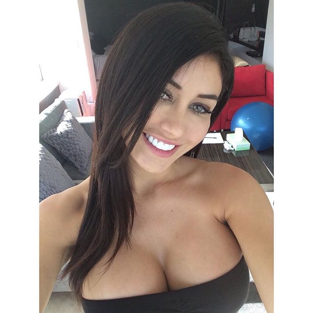 With Joselyn cano hot