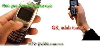 Cara Mengisi Pulsa Elektrik Telkomsel