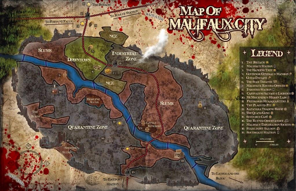 Malifaux (map)