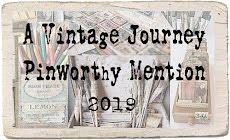 Vintage Journey Pinworthy