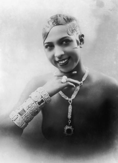 La baker baker s beauty 1920s people art deco black - Josephine tv ...