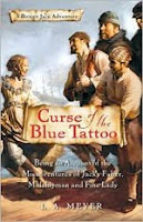 Cover of Curse of the Blue Tattoo by L.A. Meyer