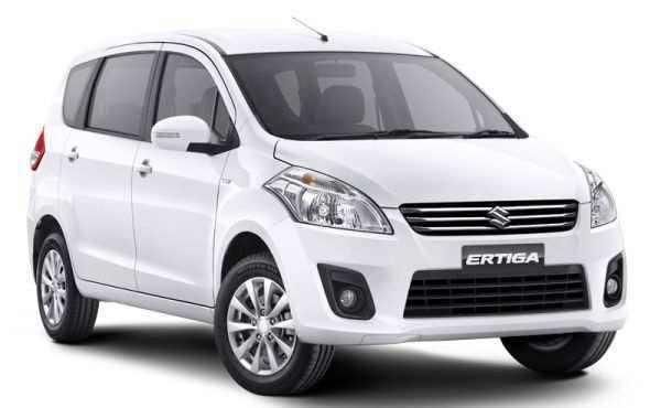 Suzuki Ertiga 2015 Matic