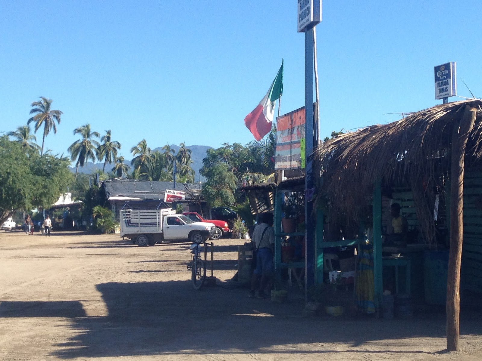 gastrobuddy: Culinary tourism: Boca de Tomates (Puerto Vallarta)