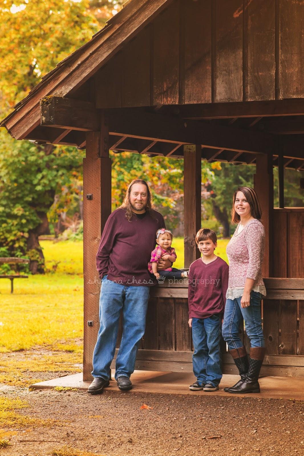 eugene springfield or family photographer