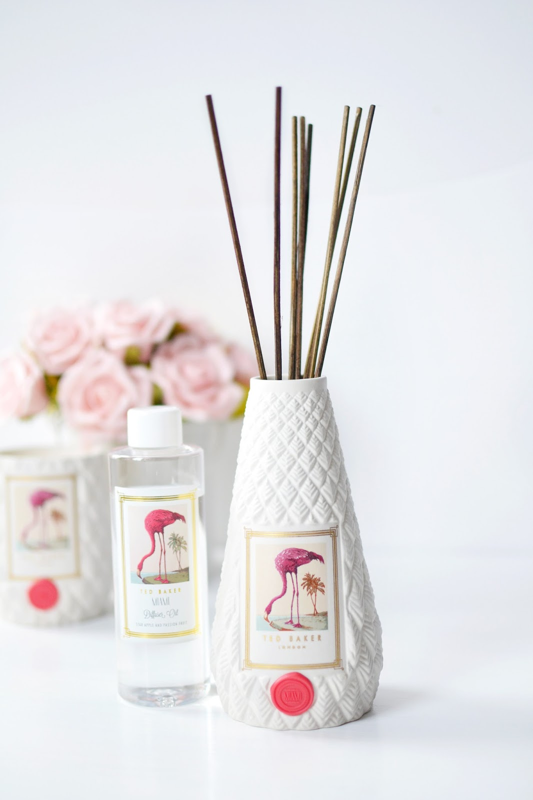ted baker reed diffuser, ted baker miami