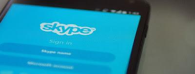 Cara Membuat Akun Skype di Hp Android