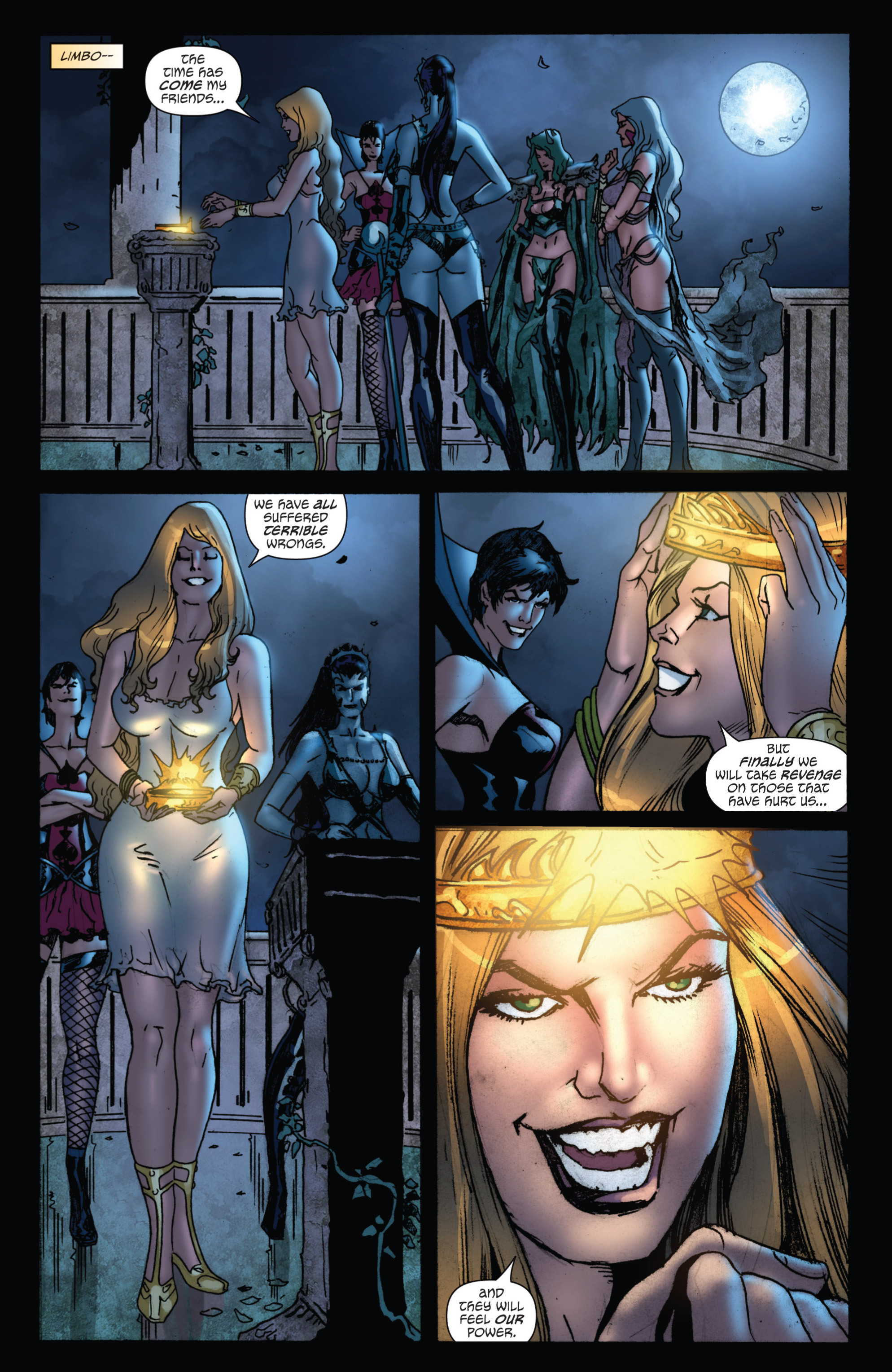 Grimm Fairy Tales (2005) Issue #74 #77 - English 5