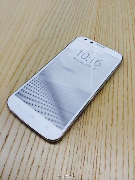 Immagini live di Huawei Mulan