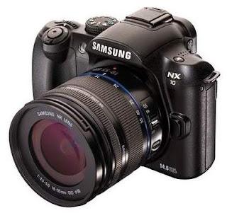 Kamera Digital Samsung NX10