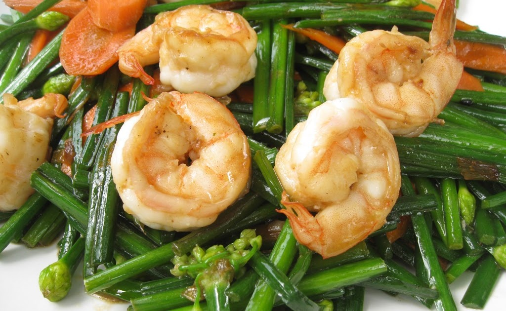 Shrimp And Chives Rice Cakes