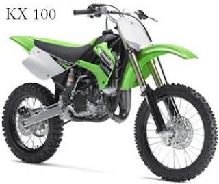 2011 Kawasaki KX 100 pics